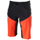 Bioracer Enduro Cycling Shorts Men orange/black